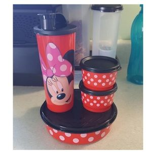 Other - Minnie Mouse lunch containers.
